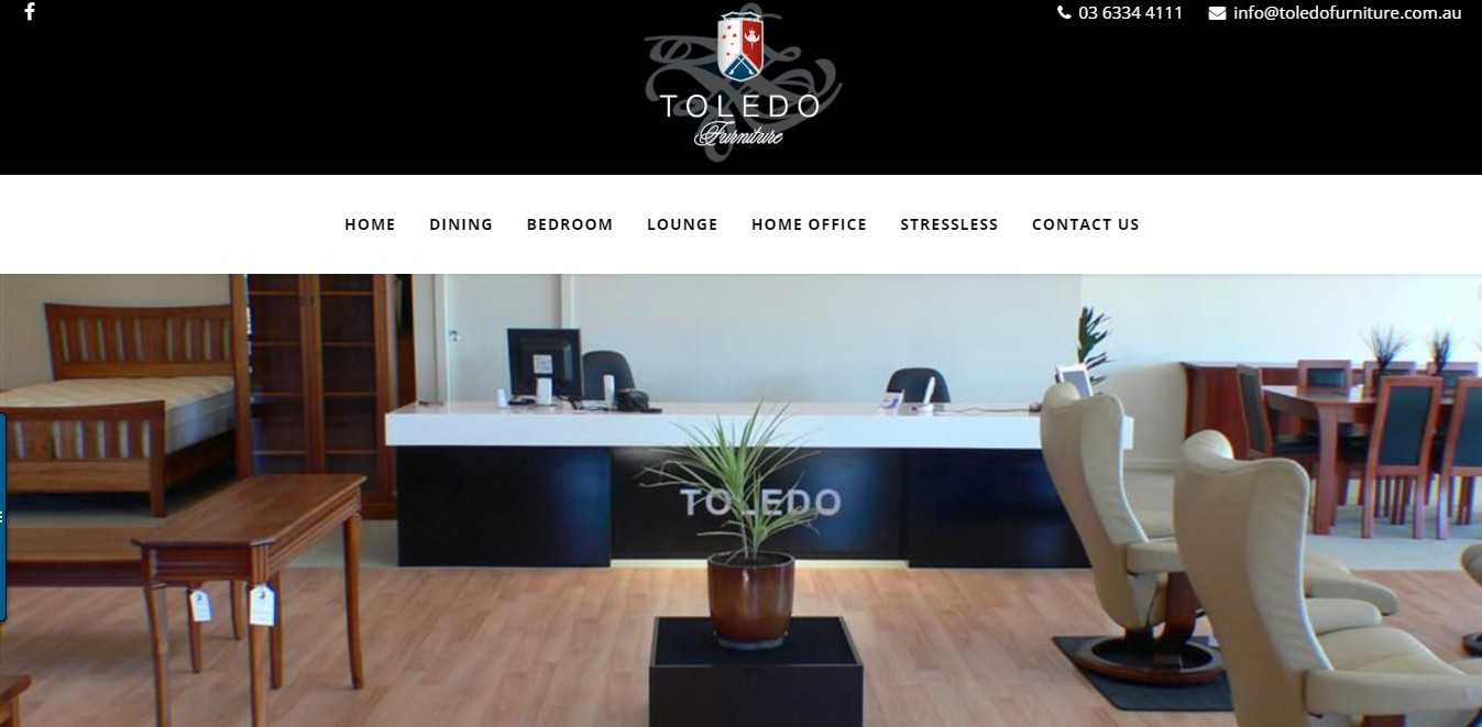 Toledo Furniture Tas