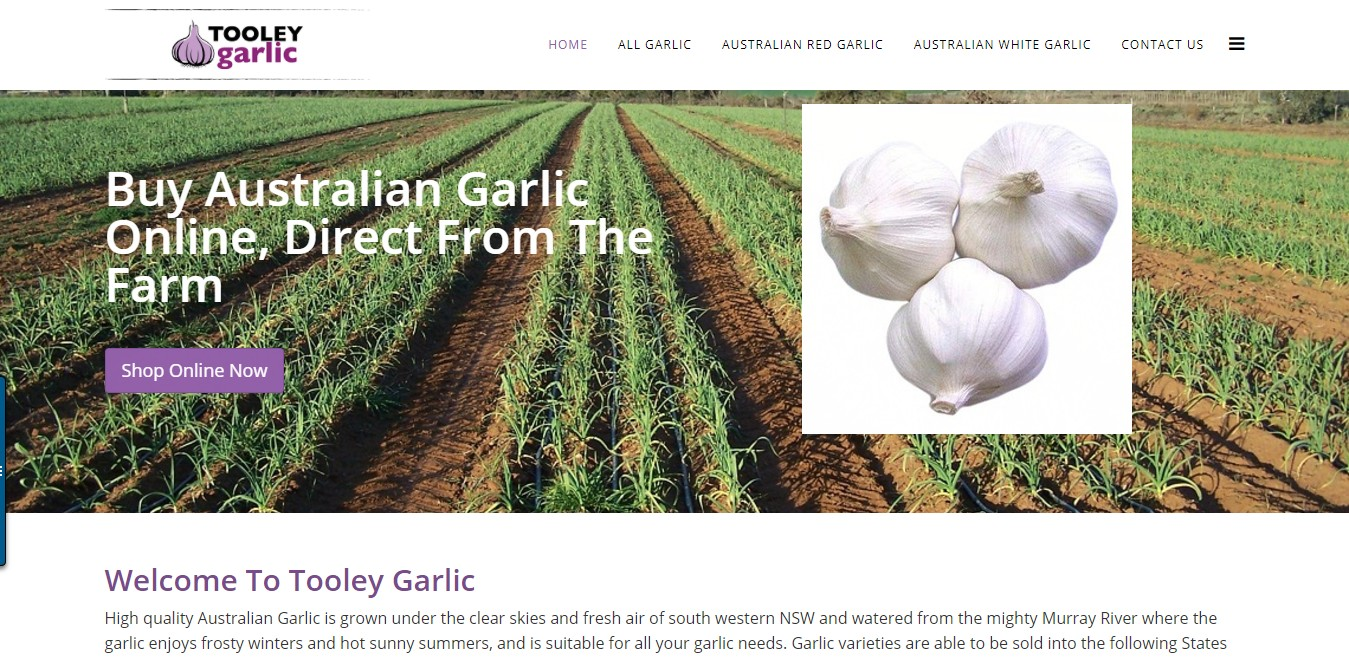Tooley Garlic